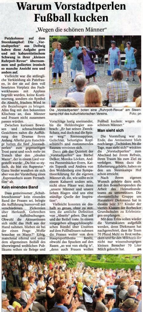 Borbecker Nachrichten 1.7.2010